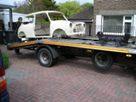 Mk1 Morris Mini Super De-Luxe